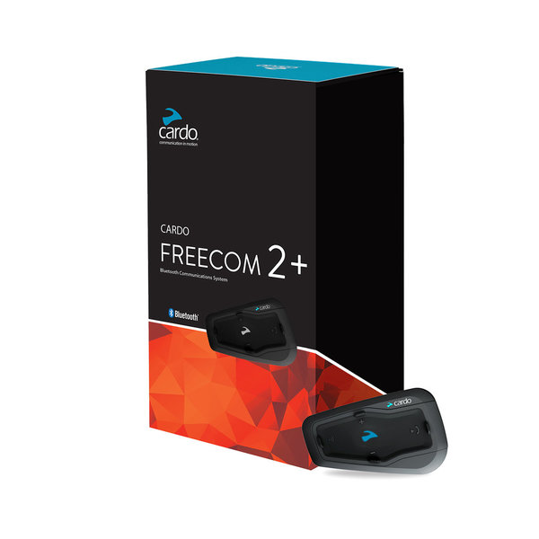 Cardo Freecom 2+, Bluetooth Headset