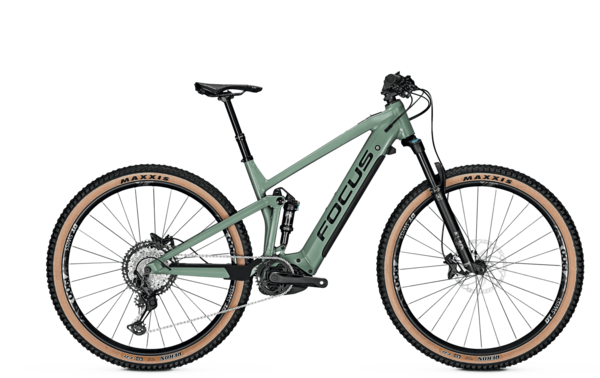 Focus Thron² 6.9, MTB E-Bike, Fully E-Bike