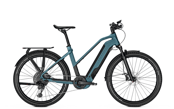 Kalkhoff Entice 7.B Advance, E-Bike, Trapez