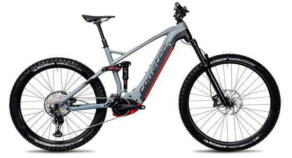 Corratec E-Power RS 160 Pro, E-MTB Bike, E-Fully Bike,