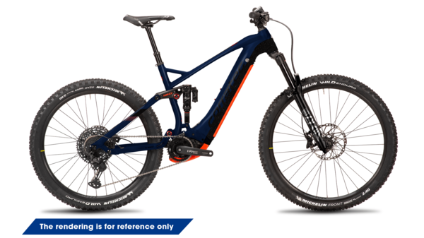 Corratec E-Power RS 160 Factory, E-MTB Bike, E-Fully Bike,