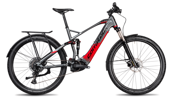Corratec E-Power MTC120 Expert, E-MTB Bike, E-Fully Bike,