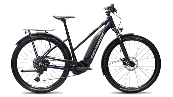 Corratec E-Power MTC 12S Trapez, E-Bike, Hardtail,