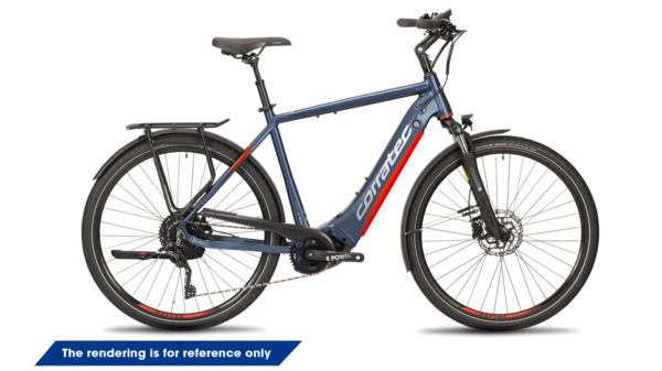 Corratec E-Power Trekking 28 CX6 12S, Trekking E-Bike