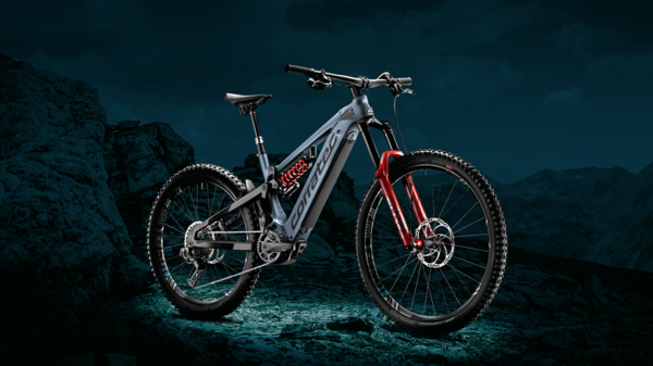 Corratec E-Power iLink 180 Factory, E-MTB Bike, E-Fully Bike,